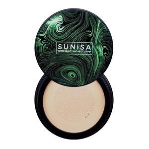 Sunisa Mushroom Head Make Up Air Cushion Cc Cream Moisturizing Foundation Air-permeable Natural Brightening Makeup Bb Cream
