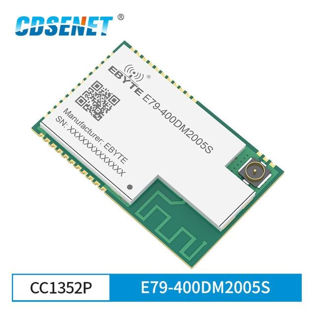 CC1352P SMD IoT Transceiver Modul SUB 1GHz 2,4 GHz 433MHz E79 400DM2005S ARM Modul