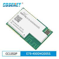 Module émetteur-récepteur CC1352P SMD IoT SUB-1GHz 2.4GHz 433MHz E79-400DM2005S