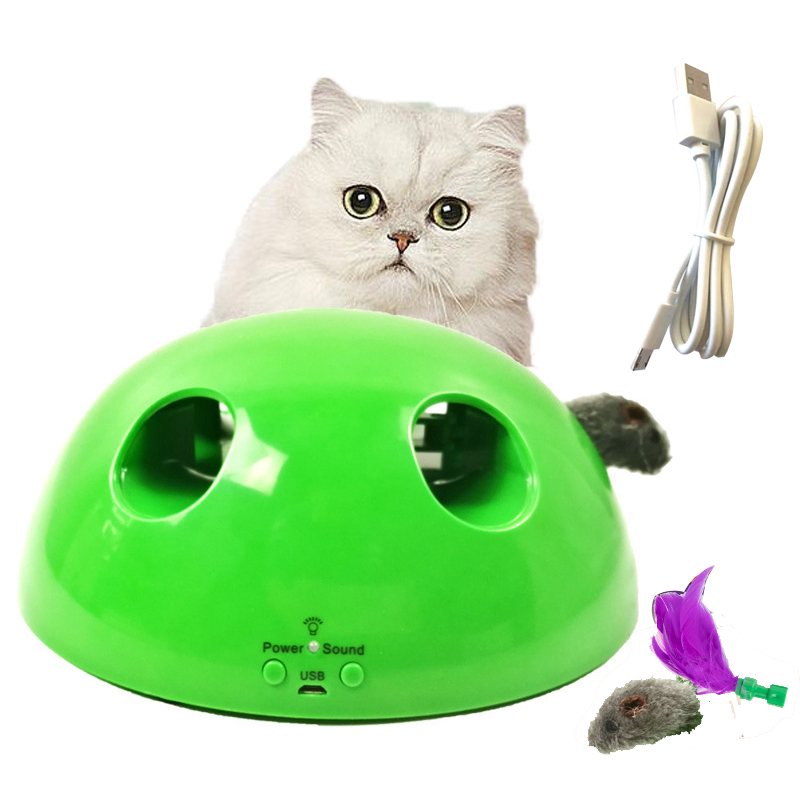 Creative-Cat-Toy-USB-Battery-Pet-Funny-Cat-Tray-Training-Toy-Cat-Scratching-Device-Toy-Interactive
