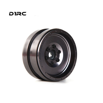 RC Car Heavier Metal Alloy 1.9 Inch Wheel Rim 4Pcs for rc 1/10 1:8 RC Crawler TRX-4 TRX4 Axial SCX10 90046 90047 TF2 rc car 4wd yfan 4pcs d1rc 1 8 super grip rc crawler 3 2 inch rc thick wheel tires with sponge for 1 8 rc crawler and 1 10 axial km2 wraith
