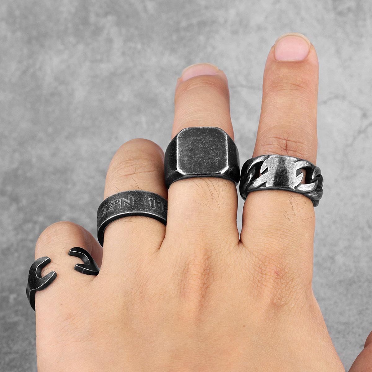 טבעת גבר אישה