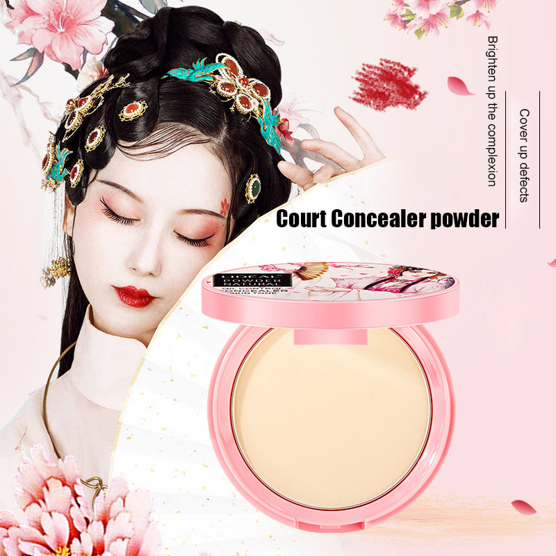 High Quality Concealer 2 Colour Makeup Contour Kit Cosmetics Highlighter Make Up Base Press Powder Foundation image