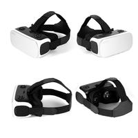 Original VR Virtual Reality 3D Glasses Box 3D VR glasses with Headset for Android HDMI 1080P Immersive US Plug