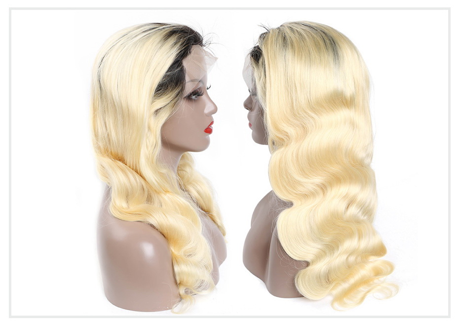1B 613 Blonde Lace Front Wigs (5)