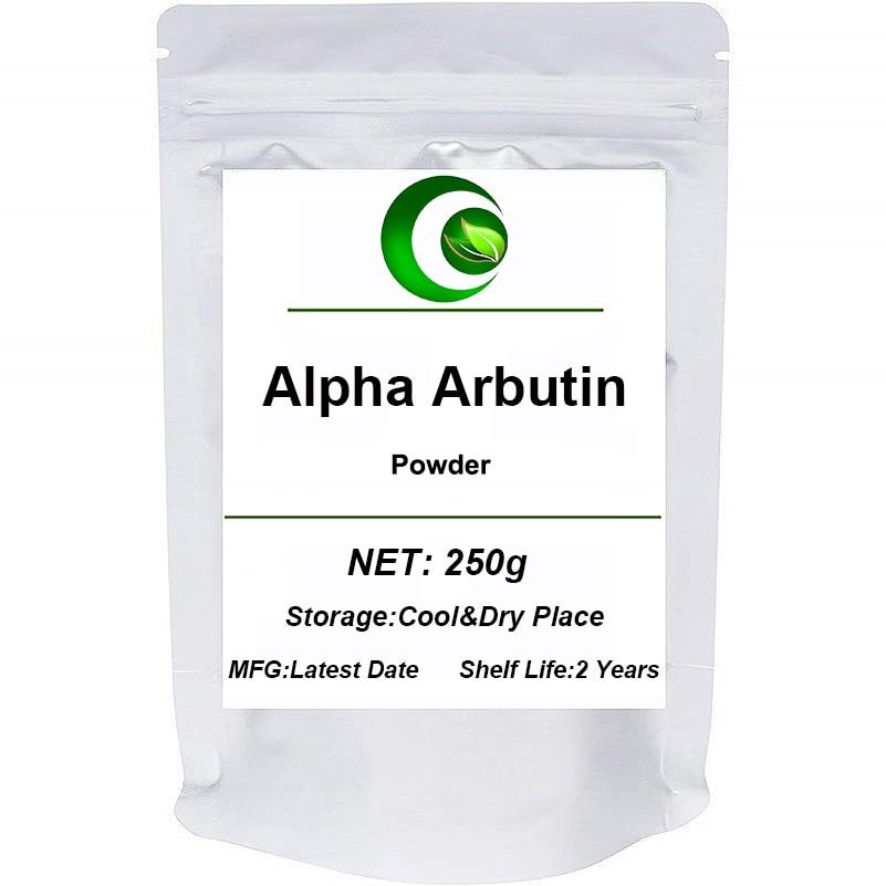 Порошок альфа-арбутина, экстракт арбутина, экстракт Bearberry, отбеливание кожи, Предотвращение ультрафиолетового подавления меланина, уменьше...