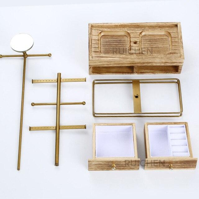Organizer biżuterii biżuteria wyświetlacz biżuteria pudełko na naszyjnik uchwyt na pudełko na kolczyki pudełko na pierścionek stojak do kolczyków