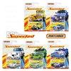 Scatola di fiammiferi Mattel Superfast Express Series 50th Anniversary Collection modello Gbj48 Toy Car match box Car giocattoli per bambini ragazzi Model Car