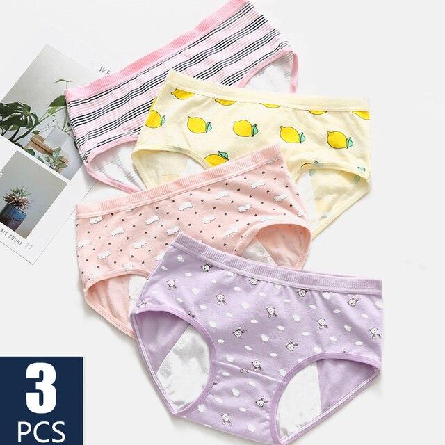 3 Piece Panties Set 4