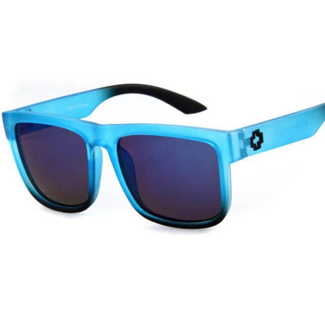 ClassicSportVintageMirrorSquare Sunglasses-UV400 5