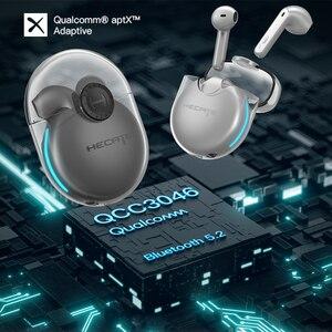 Image 3 - HECATE GM5 Tws Tai Nghe Chơi Game Qualcomm AptX Bluetooth 5.2 Độ Trễ Thấp 40H Thời Gian Phát Nhạc Không Dây Bluetooth Tai Nghe Nhét Tai Bởi EDIFIER