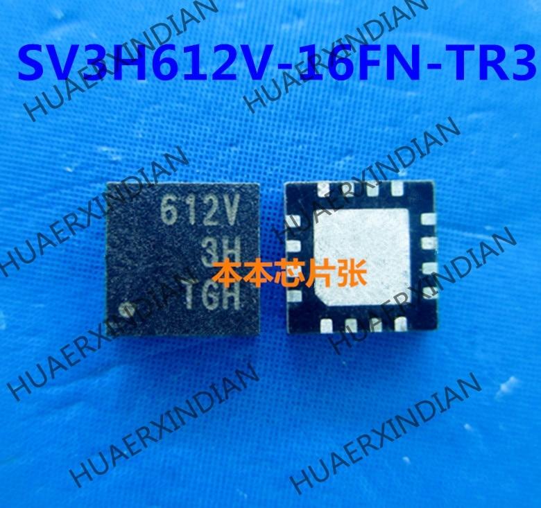 Новинка SV3H612V-16FN-TR3 SV3H612V 612V 3H QFN-169 высокое качество