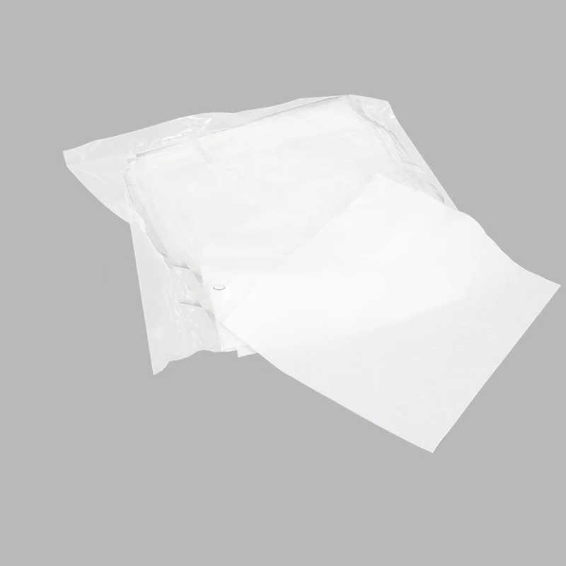 ソフト 50 個 200 ピース/バッグクリーンルームワイパー非雑巾ダストフリーペーパー電話液晶修復ツールクラス 1 -10000 クリーンルーム
