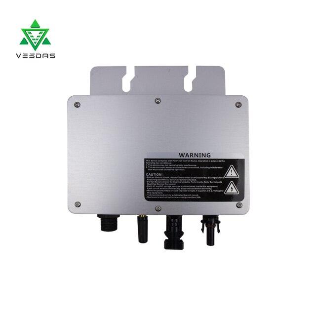 350W Micro Inversor Solar Grid tie inverter Ip65 Pure Sine Wave Inverter Regulator Input 22-50V Output 80-160V or 180-260V 3