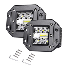 Work Light 5 inch 39W Led Light Bar Offroad 4x4 Flood Spot Light for SUV ATV Truck Motorcycle LED Driving Light Beam Fog Lamp