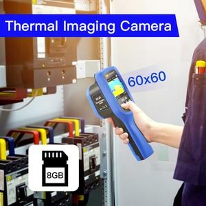 Image 5 - Quick Shipment IN STOCK HT 02/XE 28 Handheld  Thermal Imaging Camera 60x60  Resolution 3600 Pixel Digital Display Thermal Imager