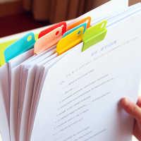 1 Pack Büroklammern Kreative Assorted Farbige Dokument Clips Büro Clips Für Schule Persönliche Dokument Organisation Und Klassifizierung