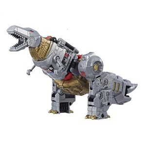Image 1 - Voyager Class Power of the Prime Grimlock Action Figures Classic Toys For Boys Children