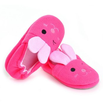 Baby Autumn Winter House Slippers Boy Girls Antiskid Cartoon Indoor Home Shoes Casual Shoes Warm Kee