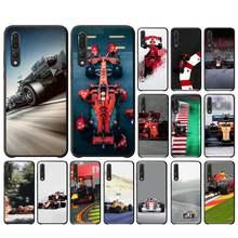 FHNBLJ Formel 1 Telefon Fall Für Huawei P20 P30 P9 P10 plus P8 lite P9 lite Psmart 2019 P20 pro p10 lite