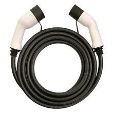 EV câble de charge chargeur de voiture électrique 32A triphasé 22kw IEC 62196 32A kit EVSE EV câble type 2 à type 2