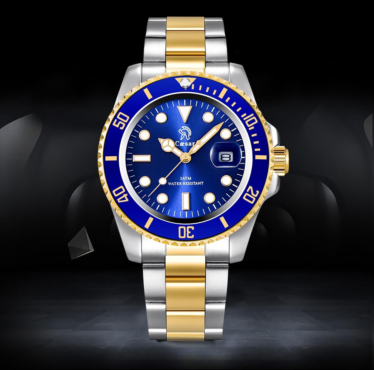Ha6ffbb3e56ab4c98ad3e5c52d902be43j Rose Gold caesar  Top Brand Luxury Watches