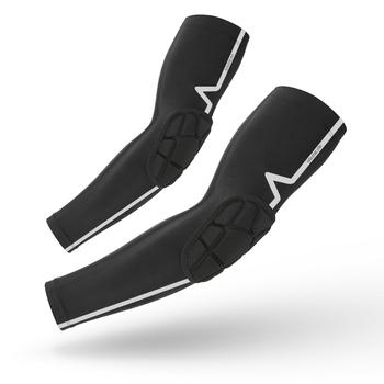 1 para dla mężczyzn kobiety kolarstwo rękawy naramienne bieganie rowerów turystyka UV ochrona przeciwsłoneczna mankiet pokrywa ochronna anty-pot ocieplacze na ręce tanie i dobre opinie CN (pochodzenie) As show Unisex NYLON