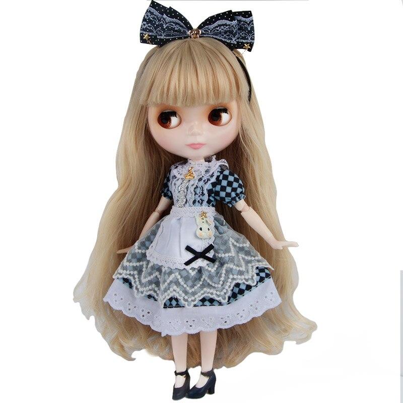 Кукла Neo Blyth на заказ, шарнирная кукла NBL с блестящим лицом, 1/6 OB24 BJD, кукла Blyth на заказ для девочек, подарок для коллекции