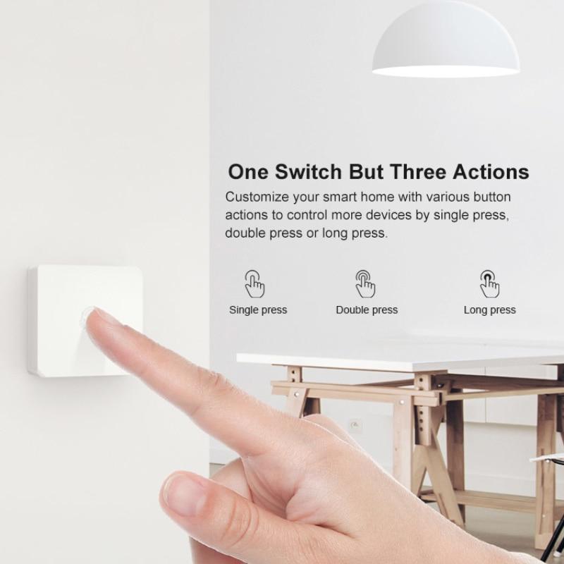 Ha700307f9c9e4fb0a61469df05b8f131d - SONOFF ZigBee Bridge Wireless Door/Window Sensor Alert Notification Via EWeLink APP Control Smart Home Security Switch