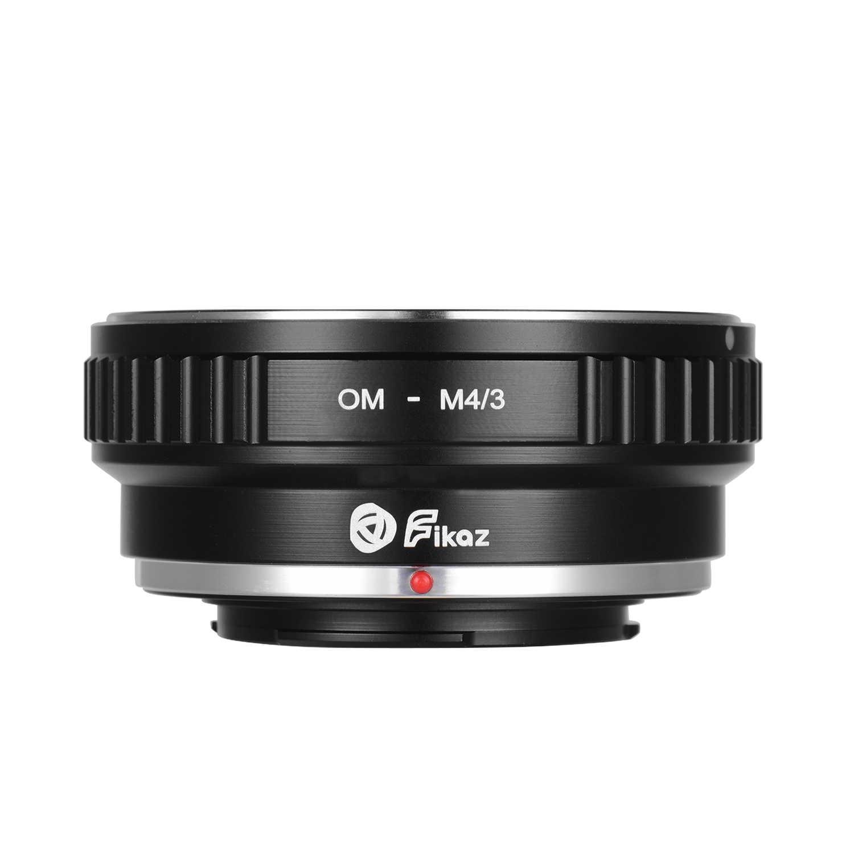 Fikaz OM-M4/3/M42-M43/FD-M43/EOS-M43/Nikon (G) -M43 เลนส์เลนส์ Olympus M4/3 กล้อง Micro 4/3 อะแดปเตอร์