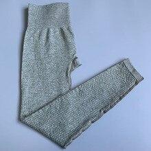 Nepoagym SQUAT dowód Khaki Vital bezszwowe legginsy Super miękkie wysokiej talii kobiety joga spodnie odzież sportowa dla kobiet siłownia obcisłe spodnie