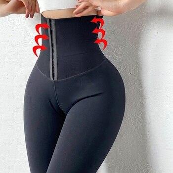 Cloud hide yoga pants high waist trainer women sports leggings gym tights running trouser fitness workout tummy control s-xxxl