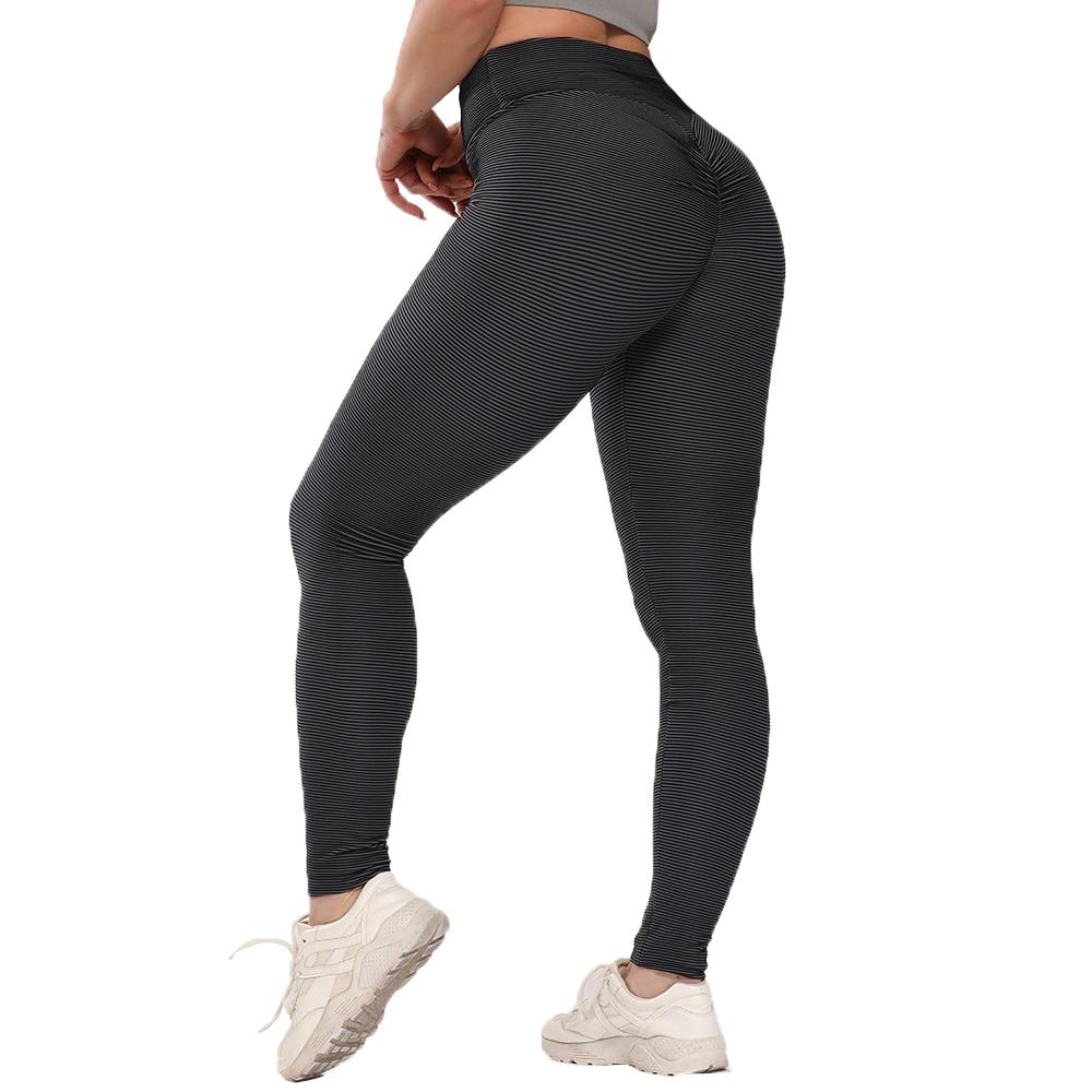 Women Sport Textured Booty Leggings 21
