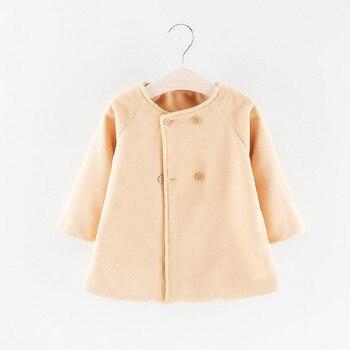 Baby Girl's Warm Coat 3