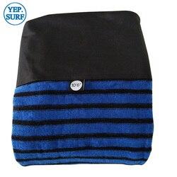 SUP 10,6 футов * 82 см Защитная сумка для серфинга носки для серфинга 10,6 футов черный с синим цветом быстросохнущие носки для серфинга