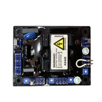 AS440 AVR jeneratörü otomatik voltaj regülatörü giriş AC 190-264V 4A motor voltaj regülatörü jeneratör aksesuarları ve parçaları