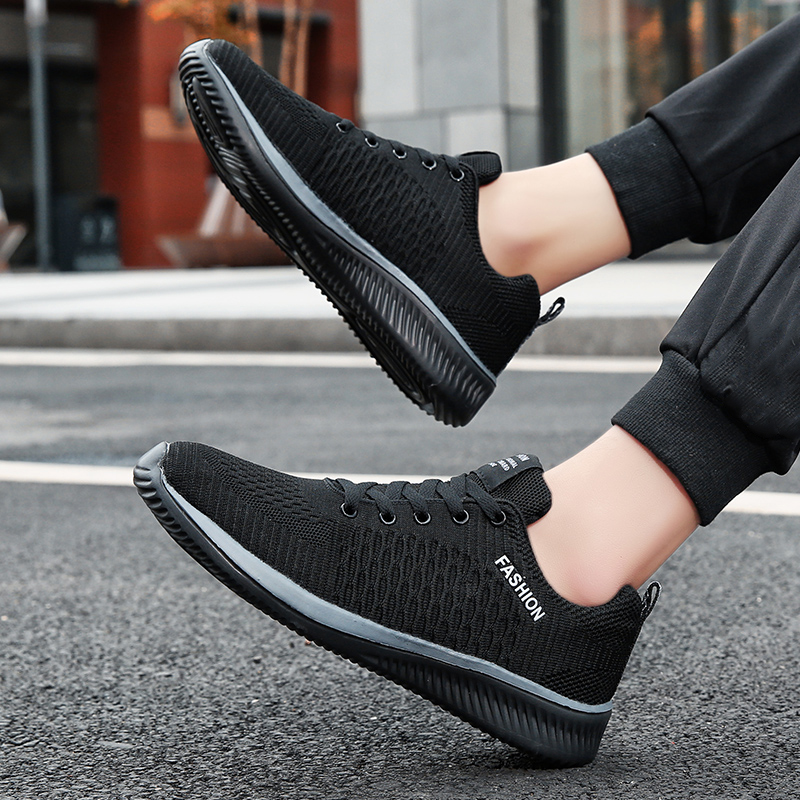 Men Casual Shoes Lac-up Men Shoes Lightweight Comfortable Breathable Walking Sneakers Tenis masculino Zapatillas Hombre 3