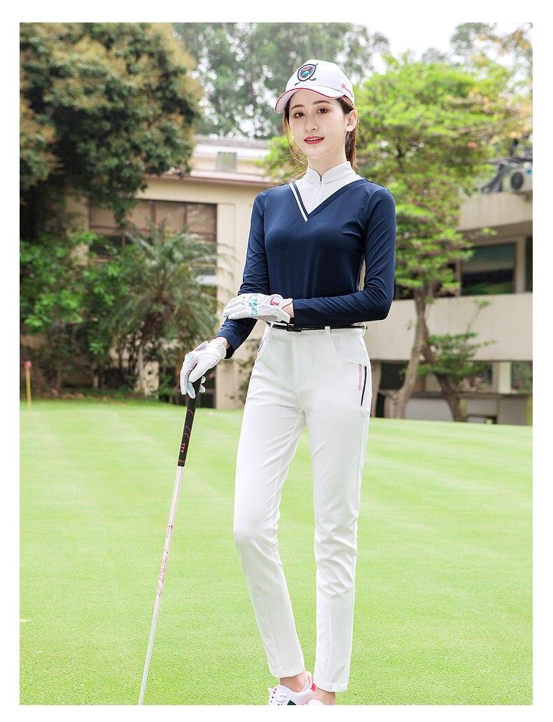 calças Lápis esportes Mulheres Tênis casuais