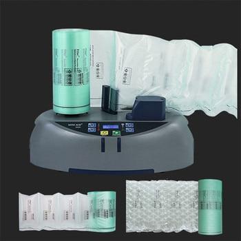 Gourd Film Inflator Buffer Air Cushion Machine Efficient Small Inflatable Bag Bubble Pillow Equipment