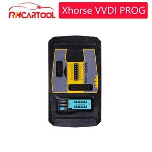 Image 1 - Xhorse VVDI PROG Programmer V4.8.4 VVDI Programmer OBD2 Scanner For BMW Xhorse VVDI Auto Key Programmer تحديث عبر الإنترنت VVDIPROG