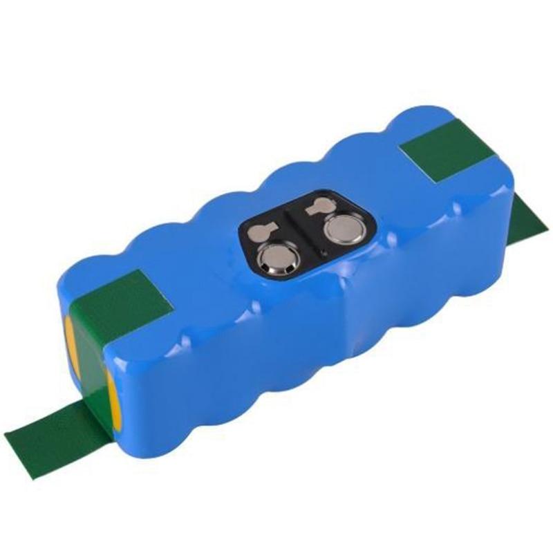 6.4Ah batería de Li-ion de 14,4 V para Irobot 500, 600, 700, serie 510, 530, 550, 560, 580, 610, 611, 760, 770, 780, 790 R3