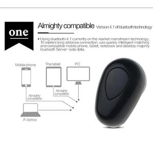 Image 5 - S520 Mini Bluetooth Headset Wireless Earphone with Mic Hand free Talk PK S530 for iphone Huawei Xiaomi