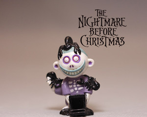 Image 4 - Limited Collection Rare Original The Nightmare Before Christmas Figure Toy DIY Material Decoration