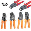 free shipping 1pcs SNA-28B SNA-01BM SN-48B SN-2 SN-0325 Bauto cable wire crimping tool for non-insulated tabs and receptacles