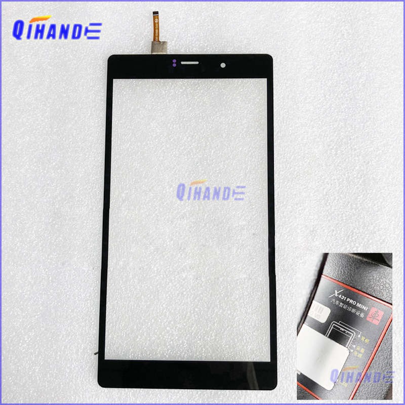 Original New Touch Screen For  Launch X431 Pro Mini Digitizer Glass Launch X431 ProS Mini Display Touch Glass Screen Panel