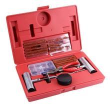 VODOOL, 56 шт., универсальные инструменты для ремонта тяжелых шин, набор для мотоцикла, квадроцикла, автомобиля, грузовика, шин, инструменты для ремонта шин