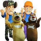 Bears Mascot Costume...