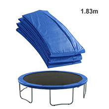 6/8 Feet Universal Trampoline Replacement Safety Pad Spring Cover Long Lasting Trampoline Edge Cover Fitness Accessories