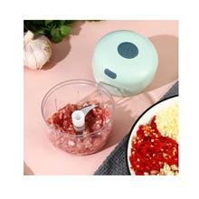 Garlic Puller Electric Mini Household Wireless Mash Puree Use.