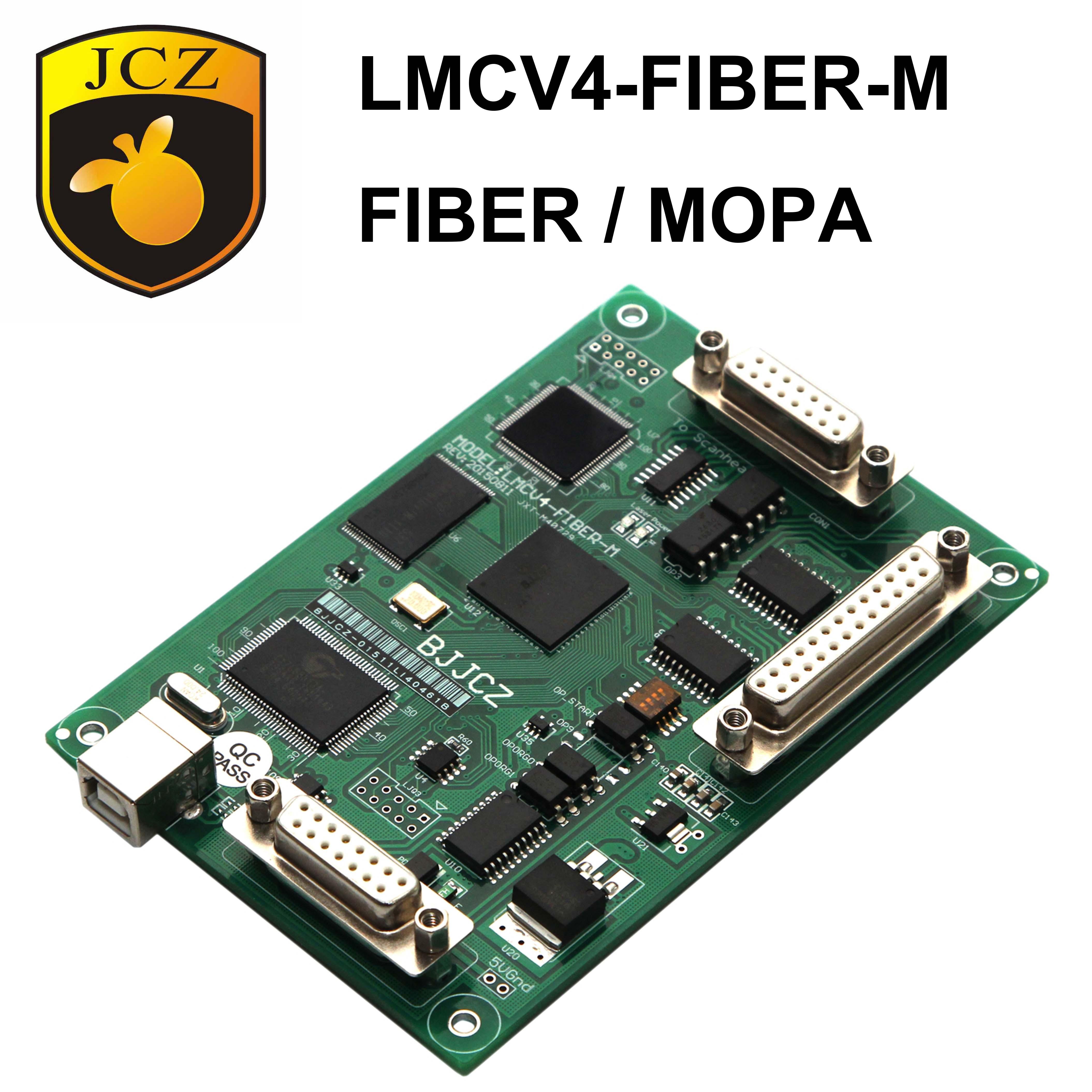 Cartão de Marcação a Laser Mestre Laser Frete Grátis Bjjcz Lmcv4-fiber-m Fibra Dpss Ezcad2 Jcz